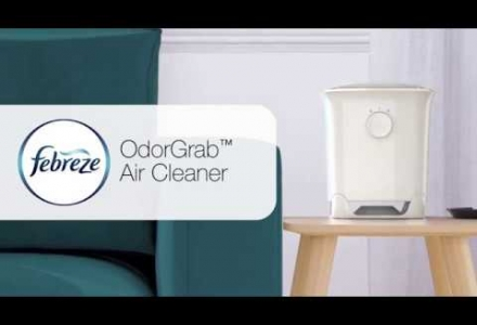 Embedded thumbnail for Febreze® OdorGrab™ Air Cleaner